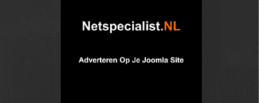 Adverteren in Joomla
