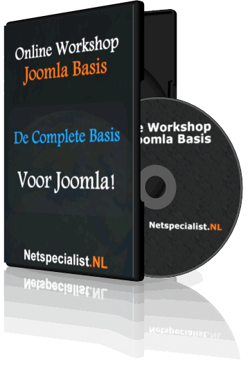 Online Workshop Joomla Basis