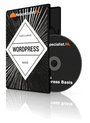 Cursus Wordpress Basis
