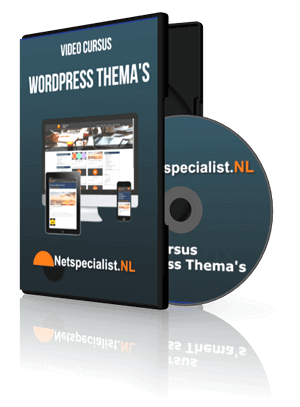 Cursus Wordpress Thema's