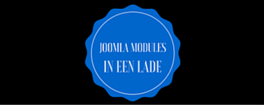 Joomla Modules In Een Lade Openen