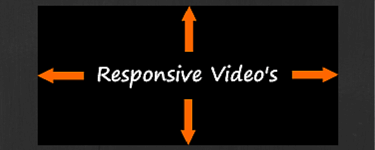 Responsive video's voor Joomla